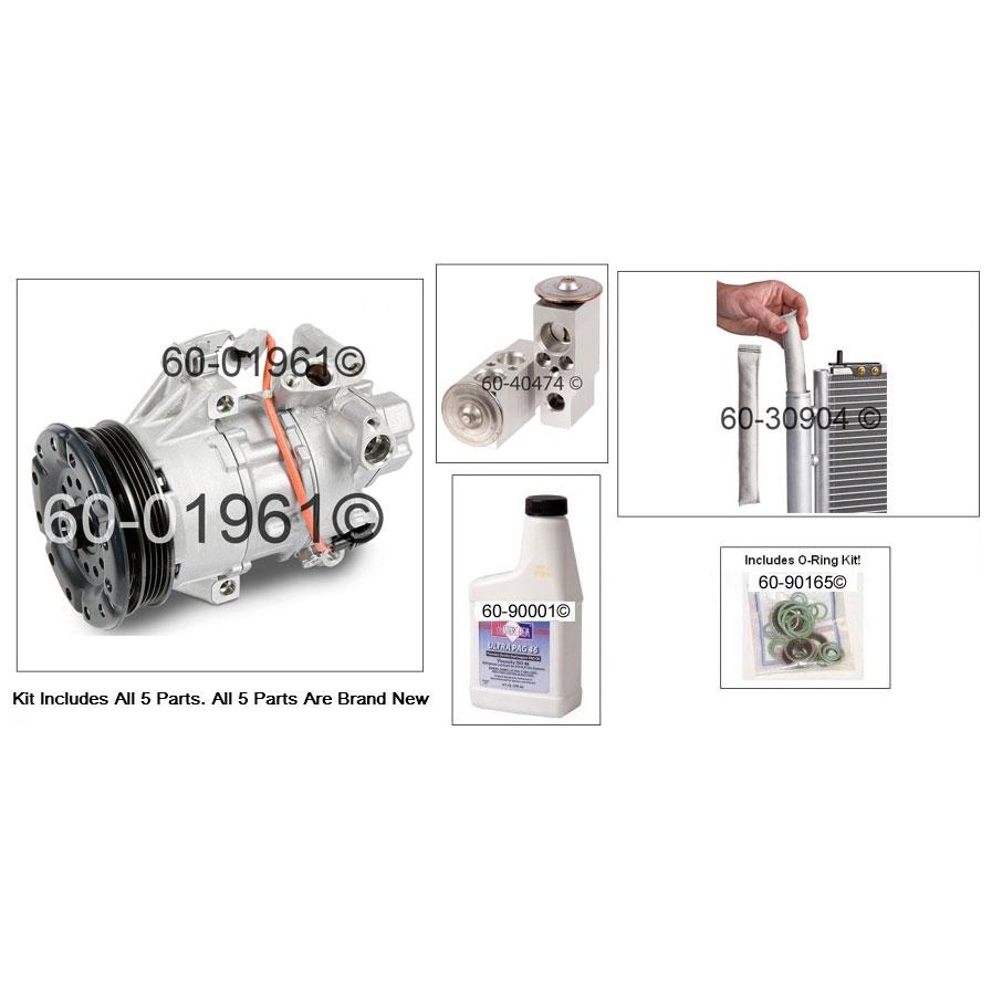 Scion xA AC Kit