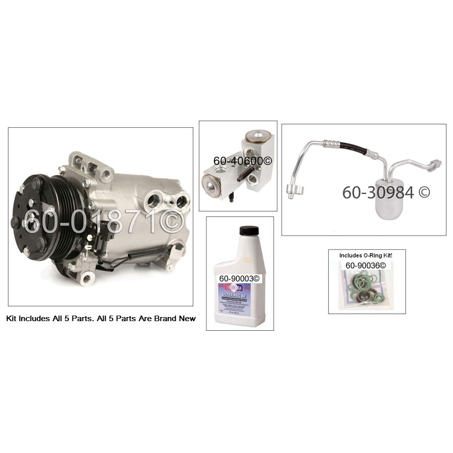 Saturn Vue AC Kit