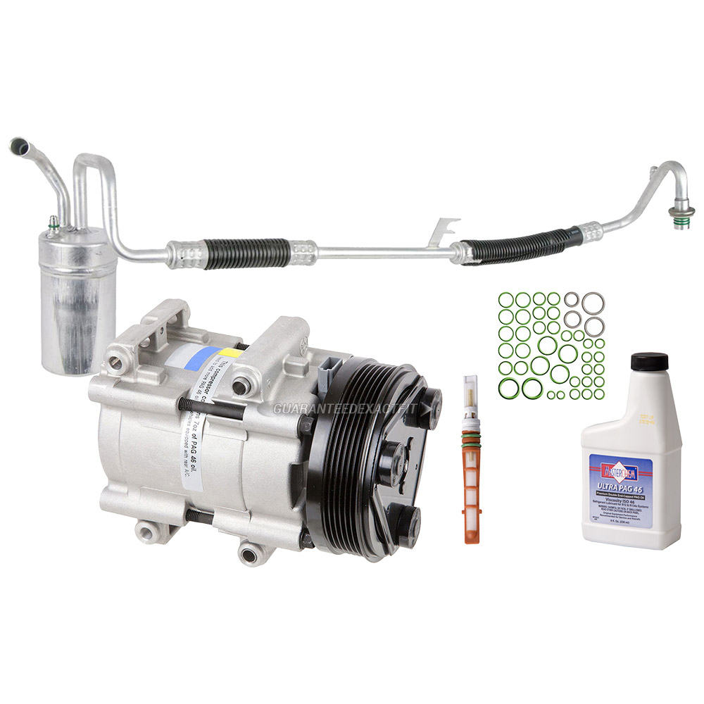 2000 Ford Taurus A/C Compressor From Discount AC Parts