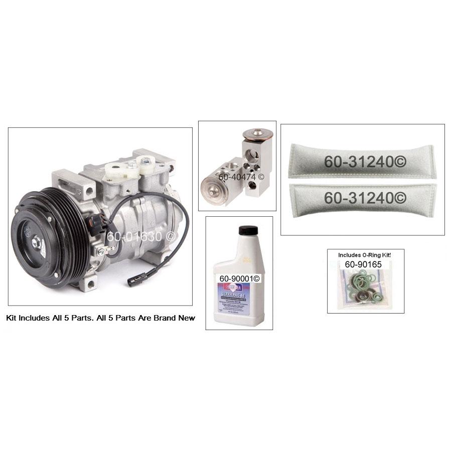 Suzuki Aerio                          AC KitAC Kit