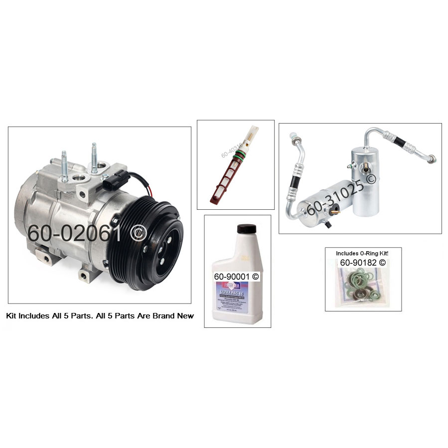 Lincoln Mark LT AC Kit