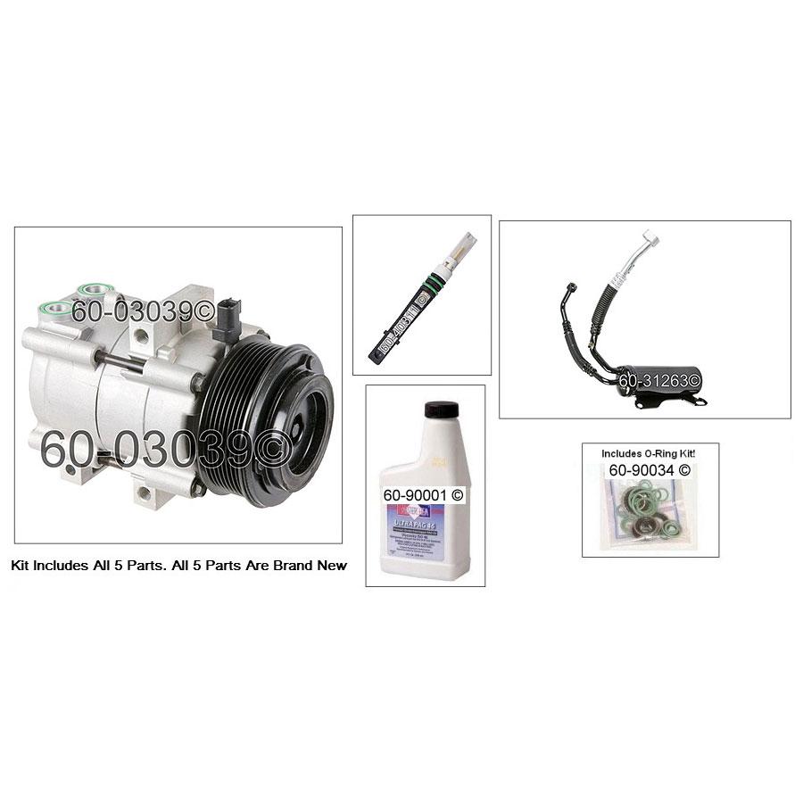 Ford E Series Van                   AC KitAC Kit