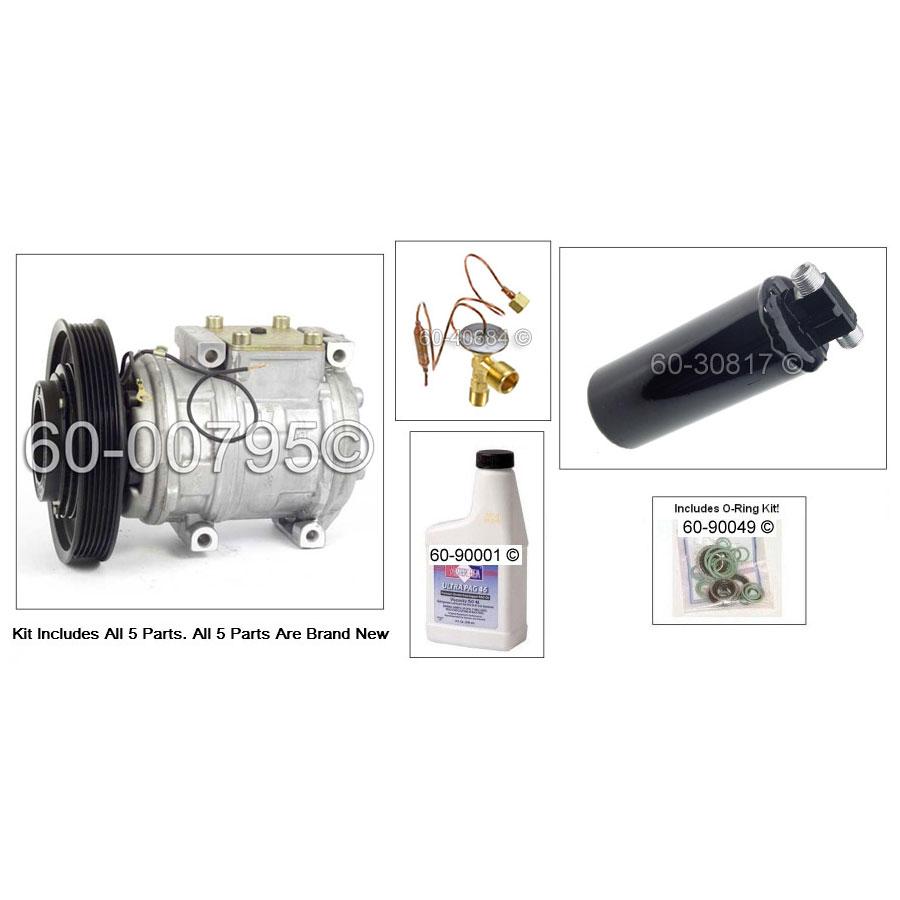 Acura TL AC Kit