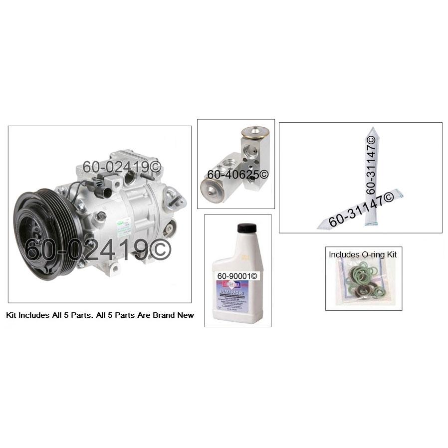 Hyundai Sonata AC Kit
