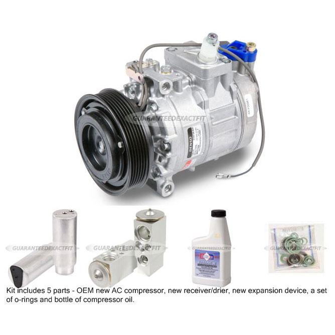 Porsche Boxster AC Kit