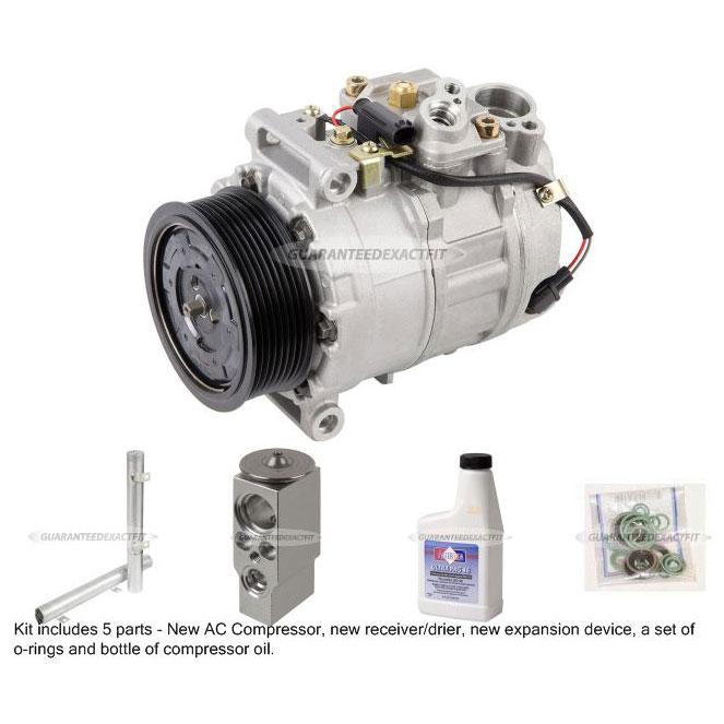 Mercedes_Benz R320                           AC KitAC Kit
