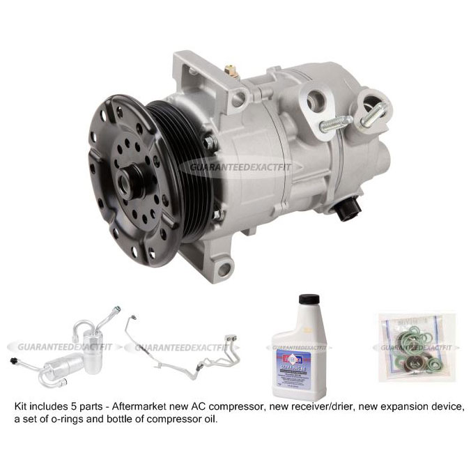 Jeep Compass AC Kit