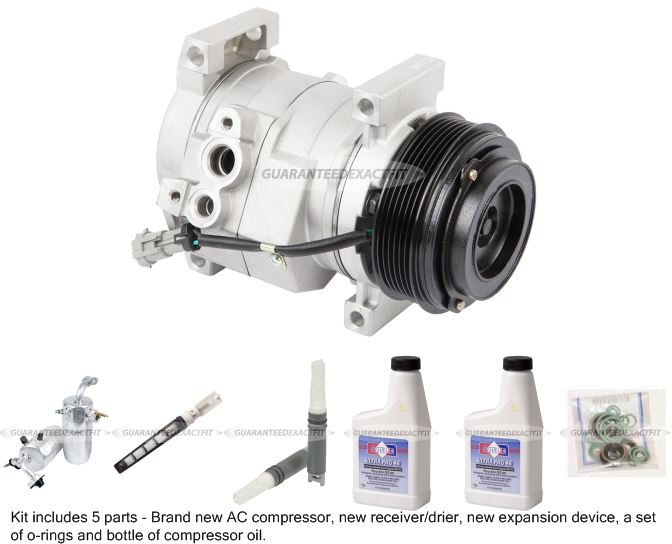 Chevrolet Pick-up Truck AC Kit