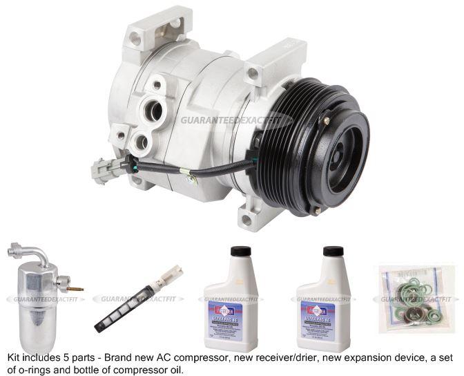 GMC Pick-up Truck AC Kit