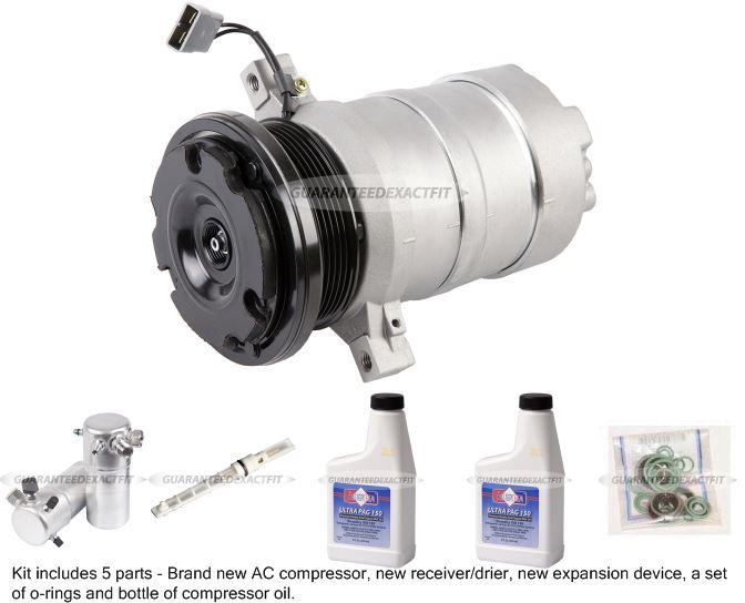 GMC Van                            AC KitAC Kit