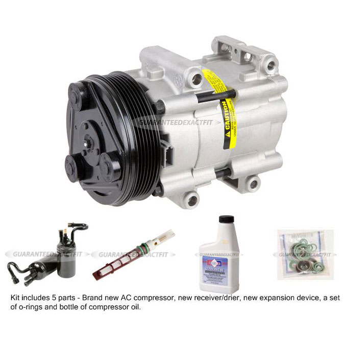 Mazda B-Series Truck AC Kit