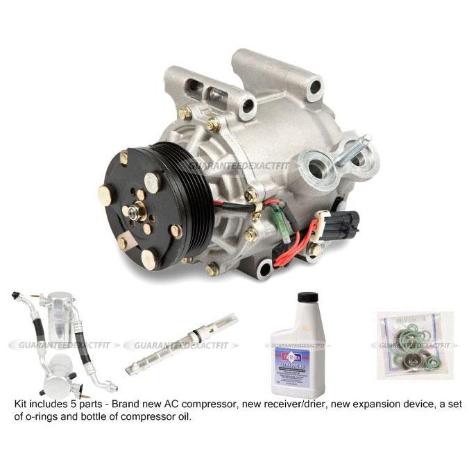 GMC Envoy AC Kit