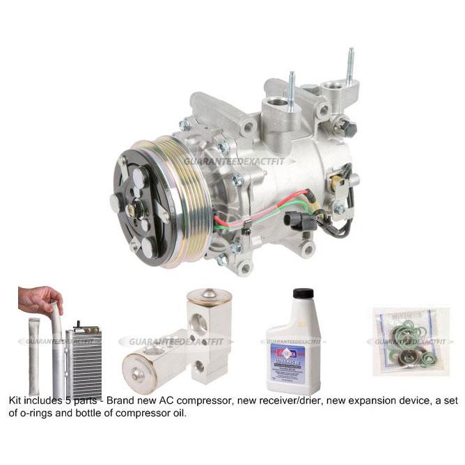 Honda Fit                            AC KitAC Kit