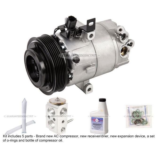 Hyundai Elantra AC Kit