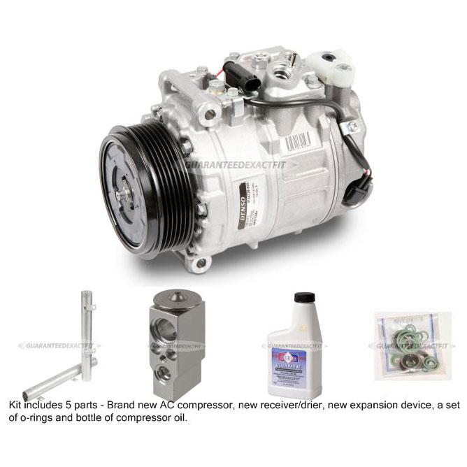 Mercedes_Benz GL350                          AC KitAC Kit