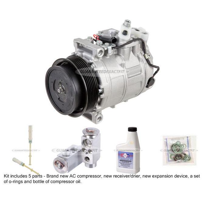 Mercedes Benz CLK320 AC Kit