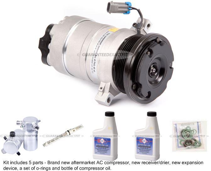 GMC Safari                         AC KitAC Kit