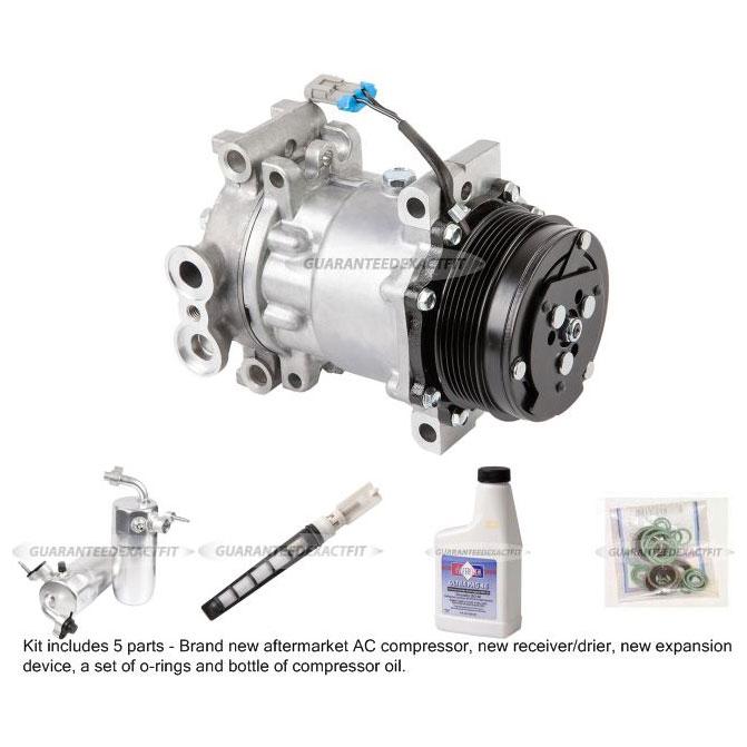 GMC Sierra                         AC KitAC Kit