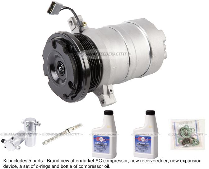 GMC Van AC Kit