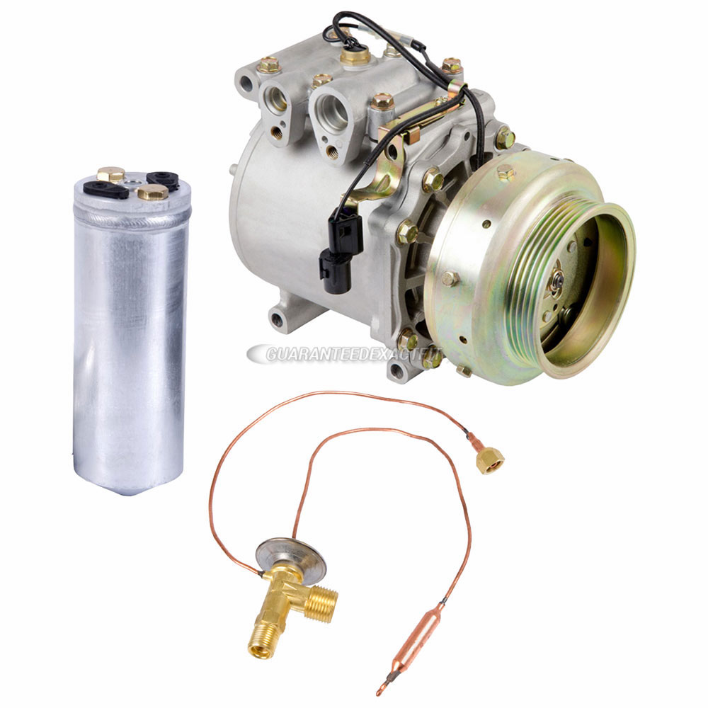 1995 Eagle Summit A/C Compressor And Components Kit Non