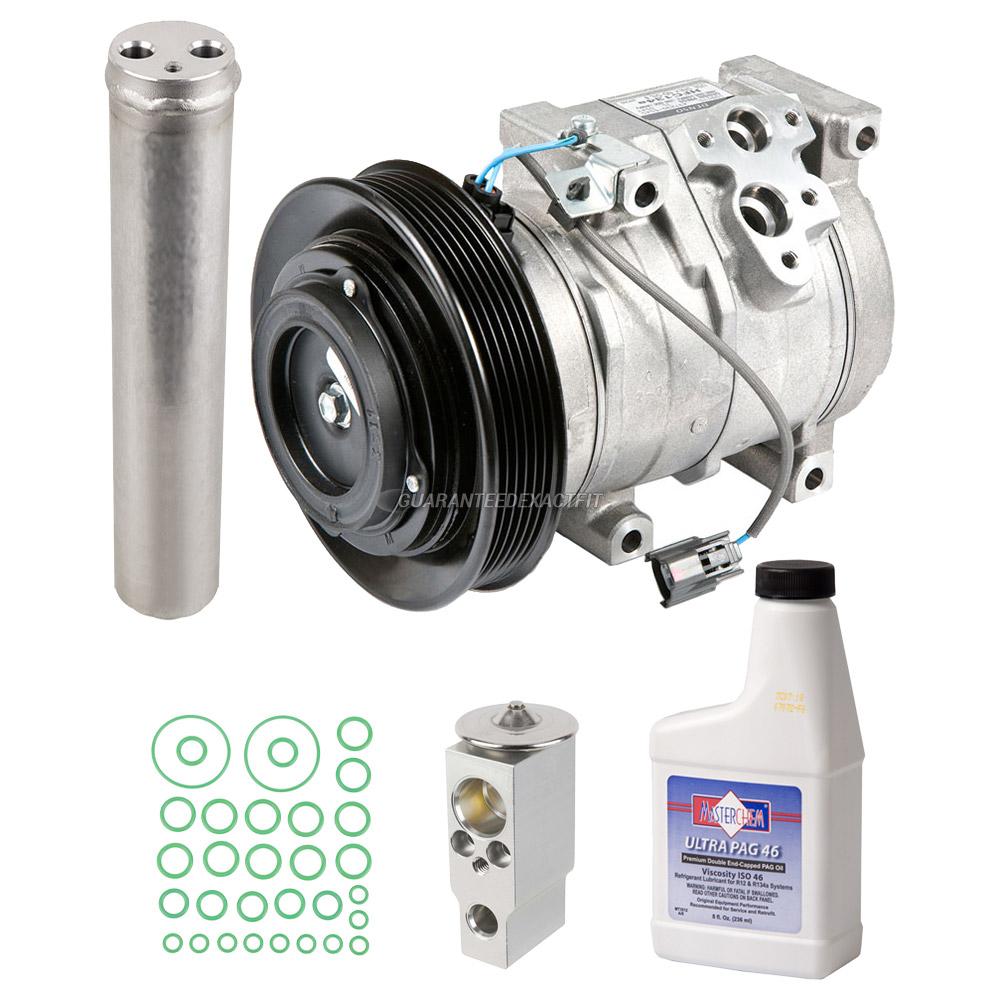2006 Acura TL A/C Compressor And Components Kit All Models