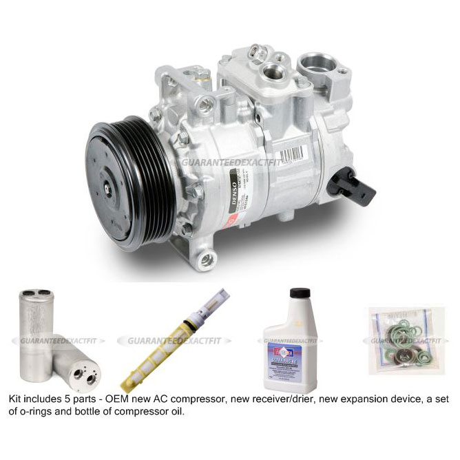 Audi A4 AC Kit