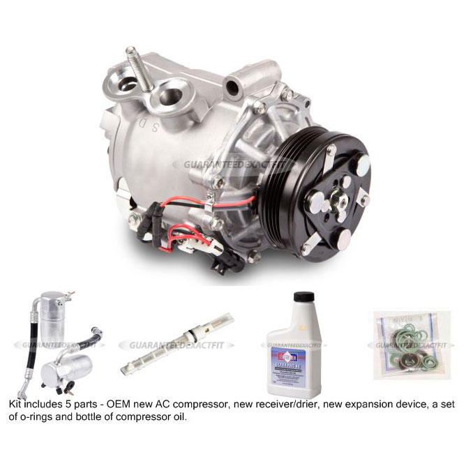 Chevrolet Trailblazer AC Kit