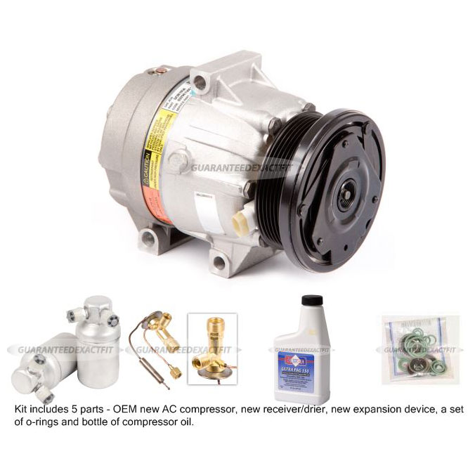 Pontiac Grand AM AC Kit
