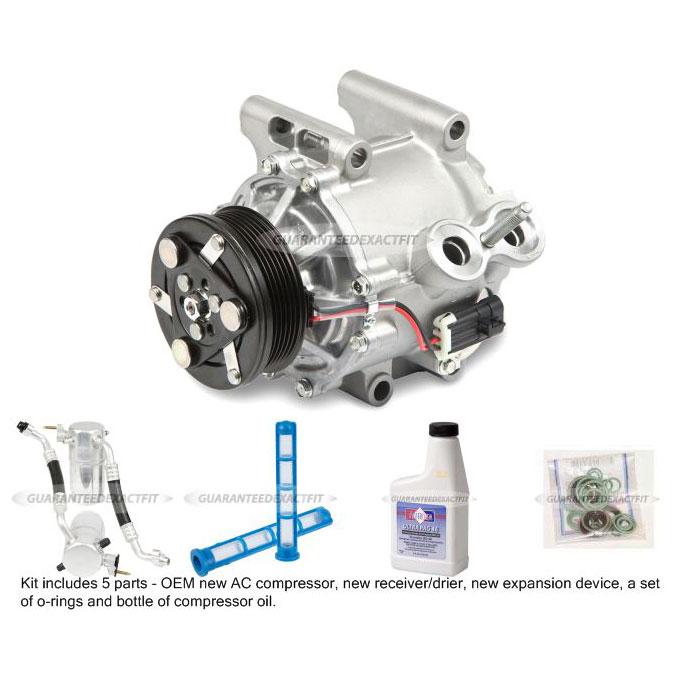Chevrolet Trailblazer AC Kit