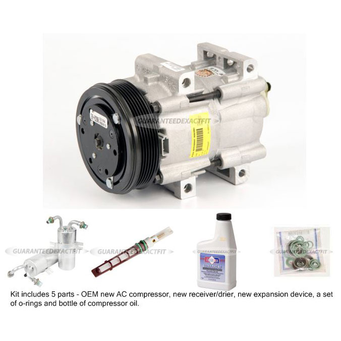 Ford E Series Van AC Kit