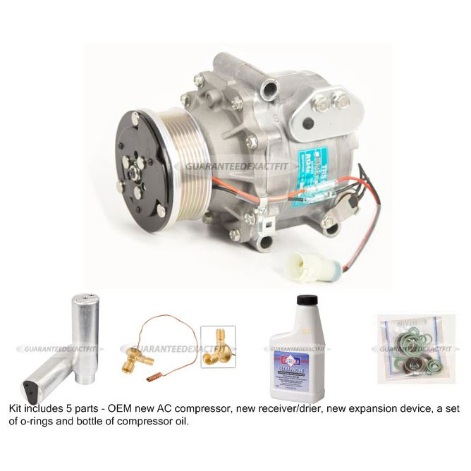Land_Rover Discovery                      AC KitAC Kit