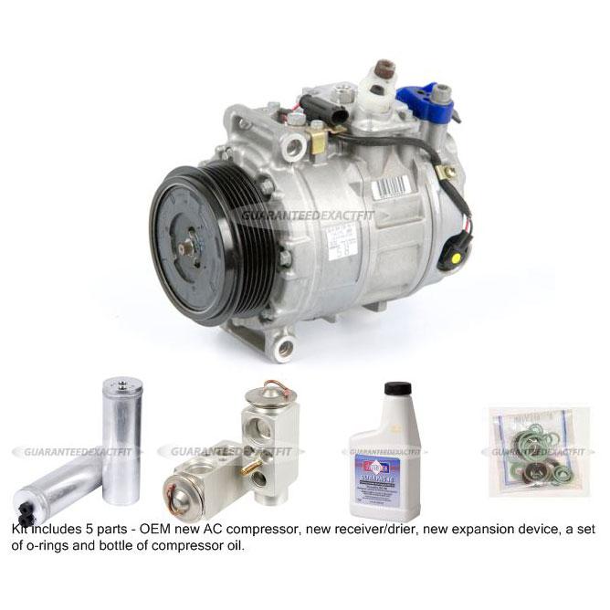 Mercedes_Benz CLS500                         AC KitAC Kit