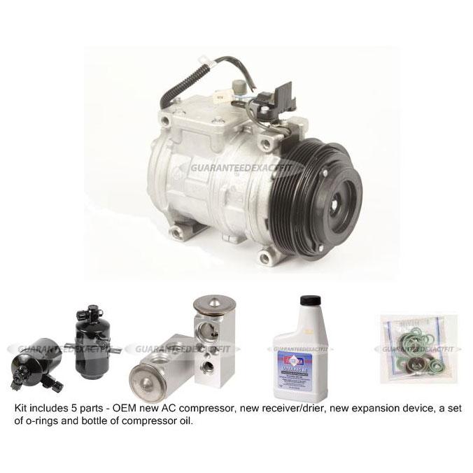 Mercedes_Benz SL500                          AC KitAC Kit