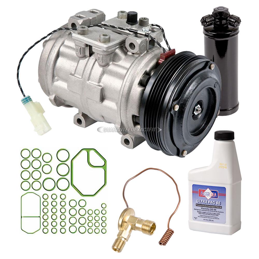 1988 Acura Legend A/C Compressor And Components Kit Sedan
