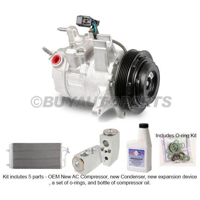 Cadillac DTS                            AC KitAC Kit
