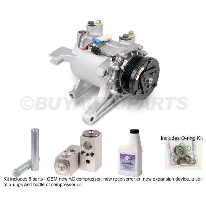Buick Rendezvous AC Kit