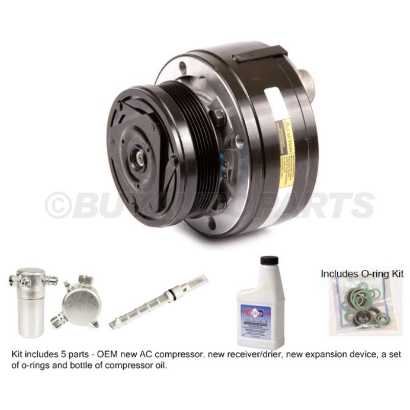GMC S15 Jimmy AC Kit
