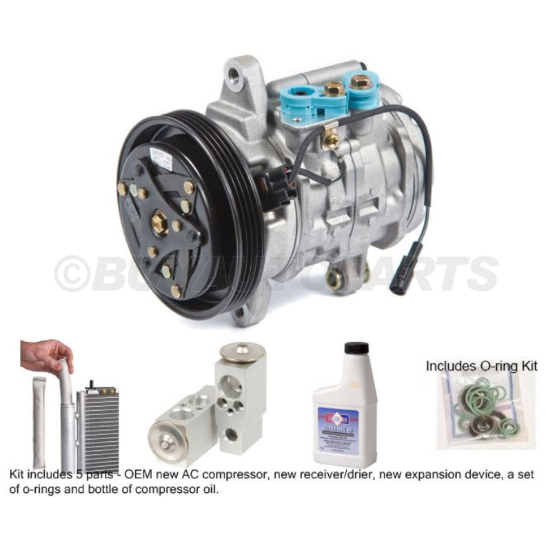 Chevrolet Tracker AC Kit