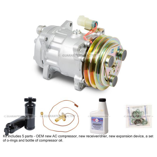 Land Rover Defender AC Kit