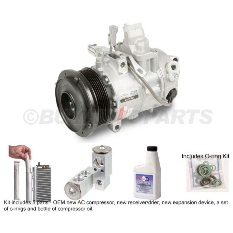 Lexus GS400                          AC KitAC Kit