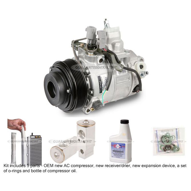 Lexus LS430 AC Kit
