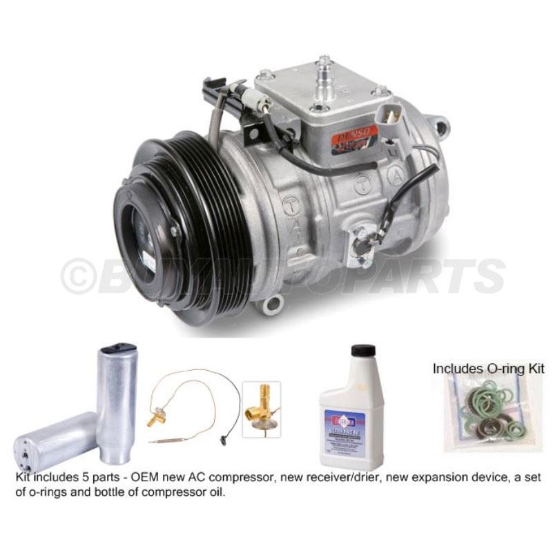 Lexus SC400                          AC KitAC Kit