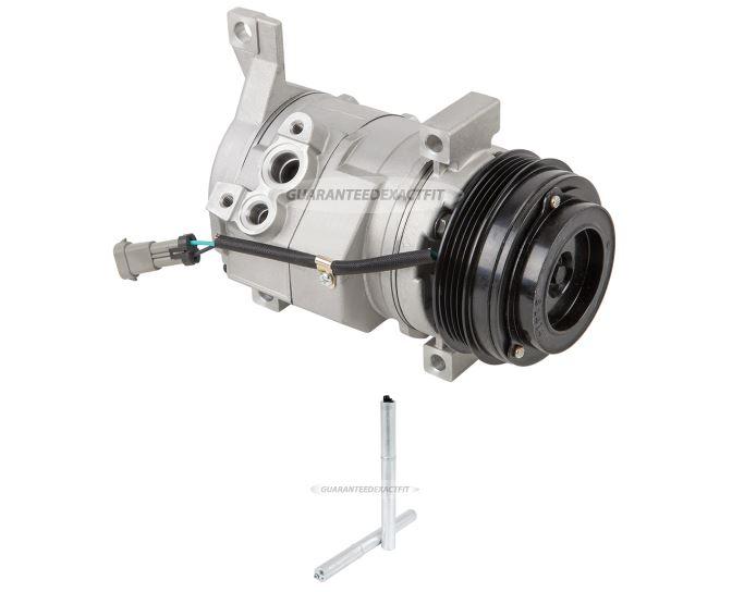 Hummer H3T AC Kit
