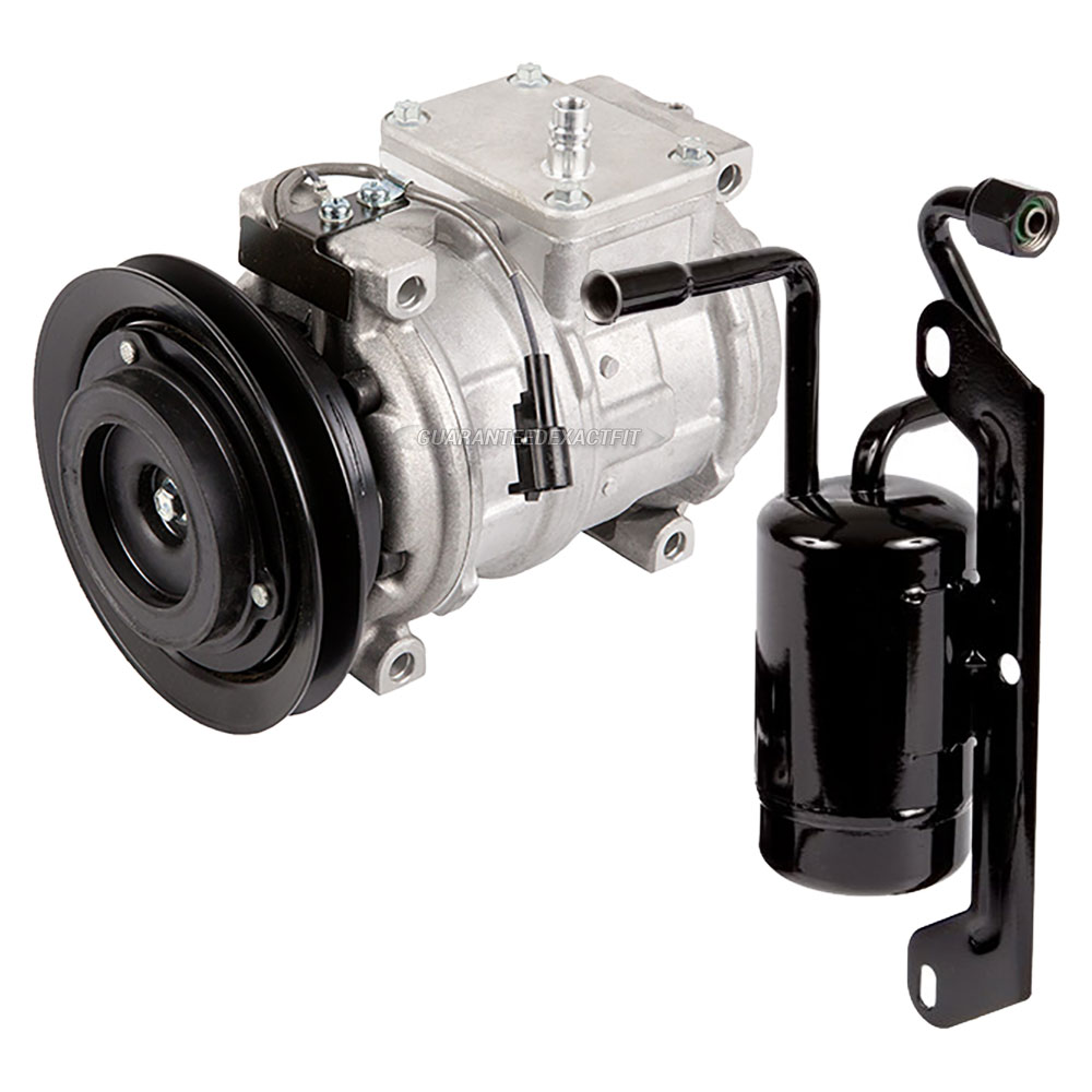 1994 Chrysler New Yorker A/C Compressor And Components Kit