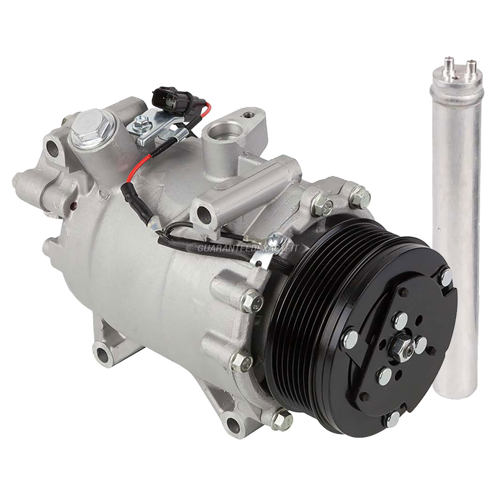 2008 Acura RDX A/C Compressor And Components Kit All