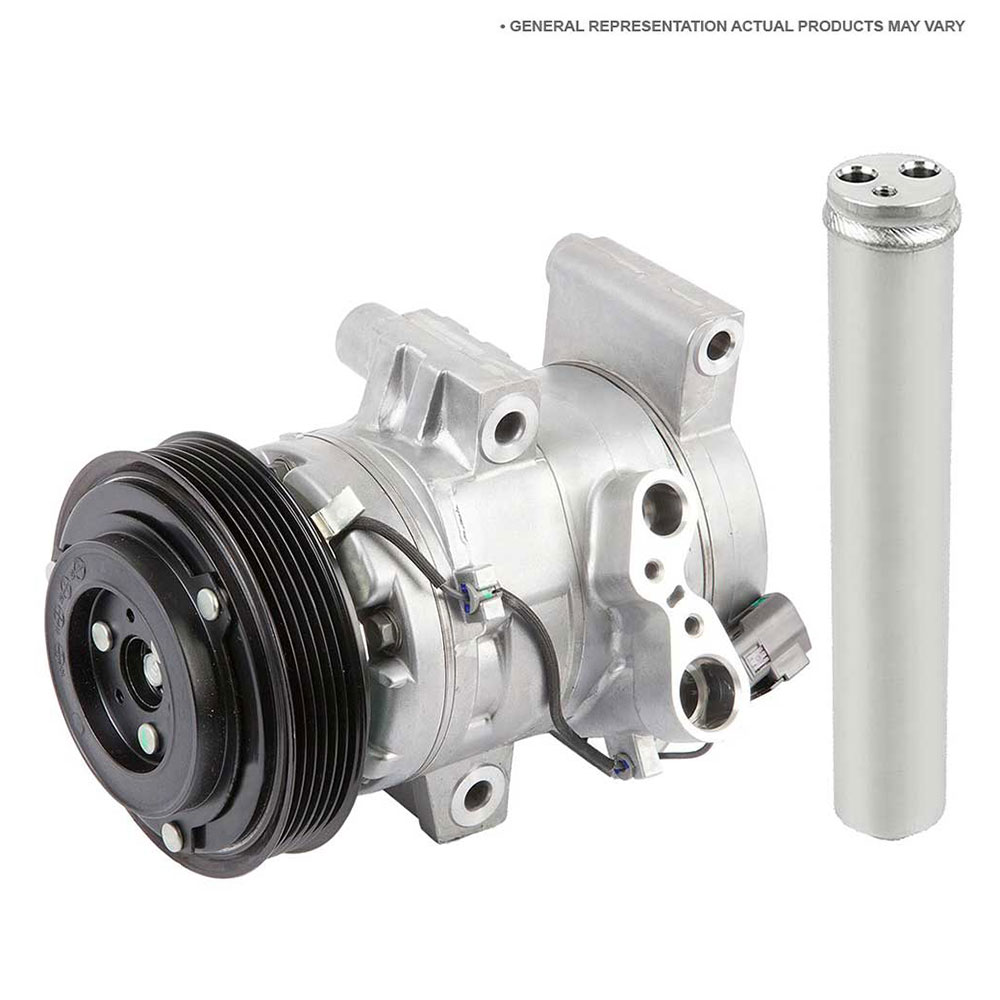 2006 Acura RSX A/C Compressor And Components Kit All