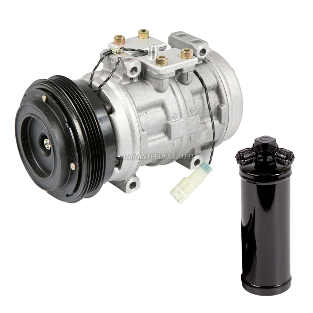 1990 Acura Legend A/C Compressor And Components Kit Coupe