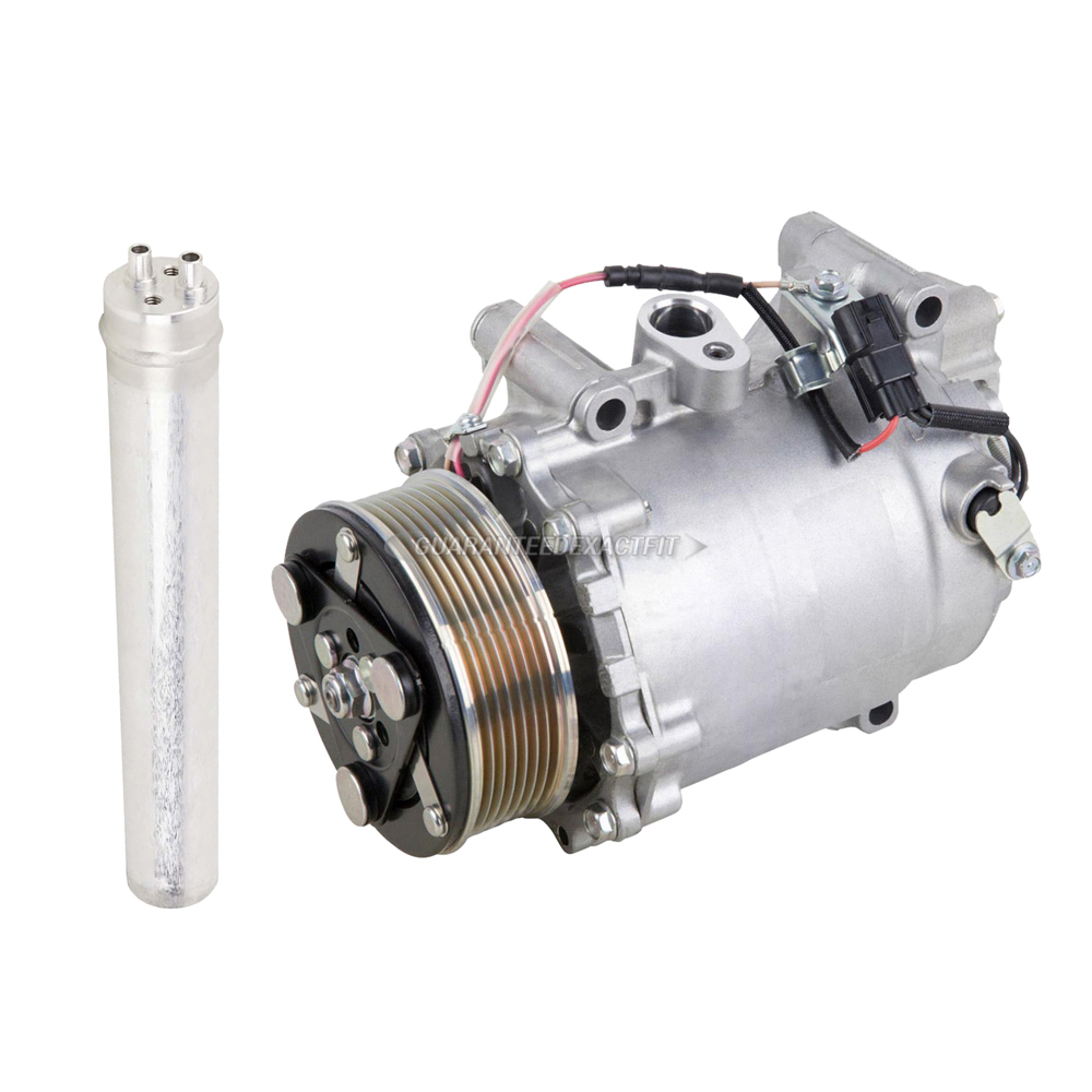 2017 Acura ILX A/C Compressor And Components Kit All