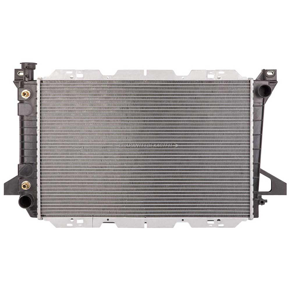 Ford Bronco                         RadiatorRadiator