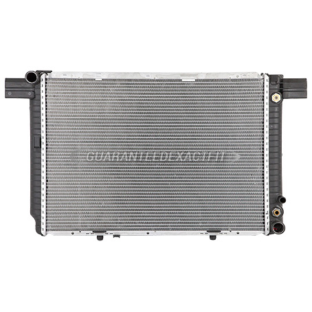 Mercedes_Benz 500SL                          Radiator